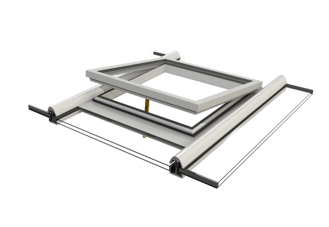 New Slimline Roof Vent