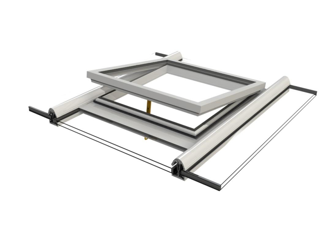 New Slimline Roof Vent