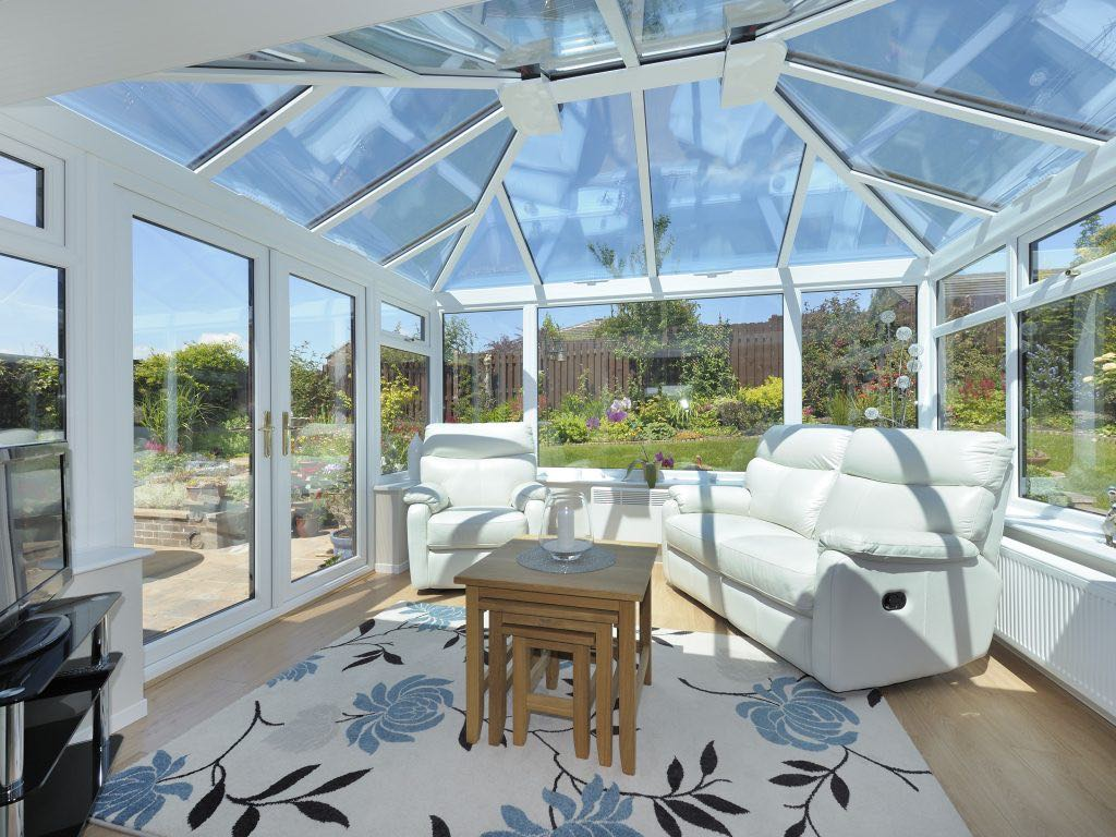Glass Roof Worcester Worcestershire
